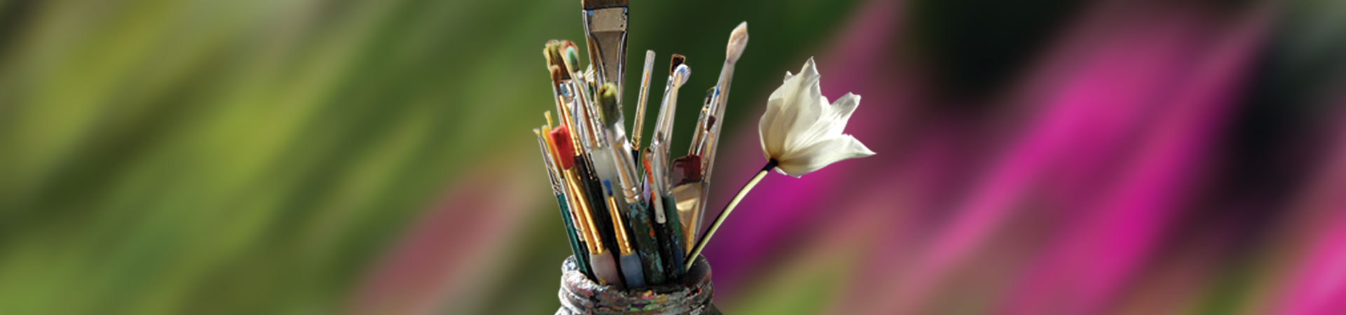 Les passionnés en arts visuels